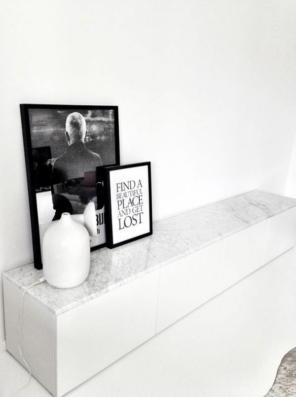 Marble In Interiors My Little House